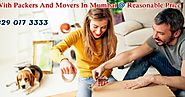 Packers and Movers Mumbai: Water Is Calling You Get The Ship Cargo Services Within Mumbai