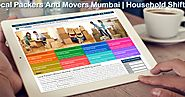 Packers and Movers Mumbai: Packers And Movers In Mumbai - Get Splendid Oversee Relocation Organization Providers
