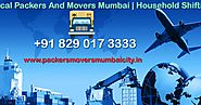 Packers and Movers Mumbai: Packers And Movers Mumbai Best Packers And Movers Affiliation