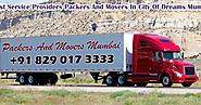 Packers and Movers Mumbai: Inconvenience Free Moving To Wherever In The Country | Packers And Movers Mumbai