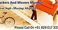 Packers and Movers Mumbai: Consider Gage And Extra Costs, Select Most Important Movers And Packers Mumbai