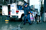 Commercial Gum Removal Services