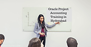 Best Oracle Project Accounting Training