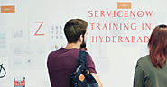 Learn ServiceNow Training in Hyderabad
