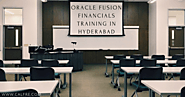 Best Oracle Fusion Financials Training in Hyderabad
