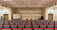 Best Oracle Fusion HCM Technical Training in Ameerpet