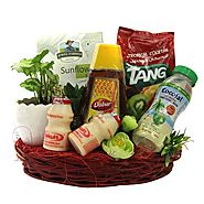 Order Refreshing Gift Hamper Online Same Day Delivery - OyeGifts.com