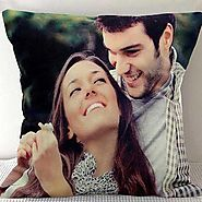 Buy or Send Personalized Picture Cushion - Personalized Gifts - OyeGifts.com