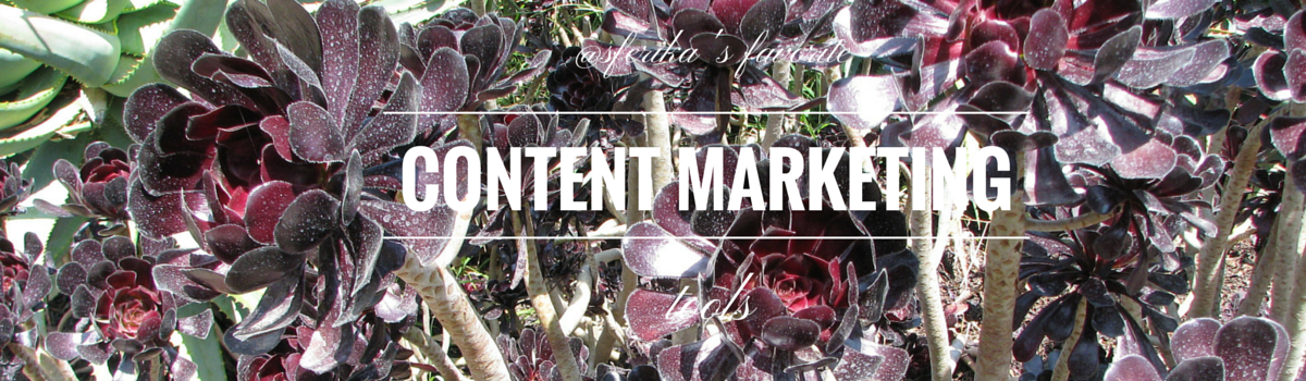 Headline for Useful Content Marketing Tools