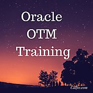 Oracle OTM Training Centre
