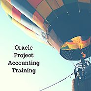 Oracle Project Accounting Training