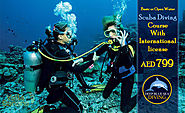 Scuba Diving Course With International license