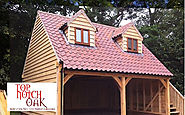Best Oak Made Cart Lodges Builders in UK