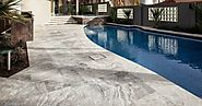 Brand new decoration ideas of travertine pavers that make the outdoors appealing