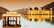 Jal Mahal : A Beautiful Palace in a Lake | Inditrip