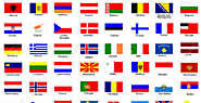 List of European's Countries with their Capitals and Currencies.