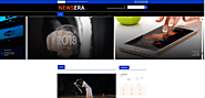 Newsera Premium WordPress Theme - Weblizar
