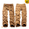 Mens Loose Fit Cargo Pants CW100007