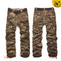 Mens Camouflage Army Cargo Pants CW100005