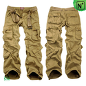 Mens Long Cargo Pants CW100007