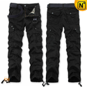 Loose Fit Cargo Pants Trousers for Men CW140477