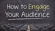 How to Keep Your Audience Engaged on Your Website? Useful Tips by Chan Chawla