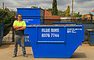 Places where you need the service of Skip Bin hire