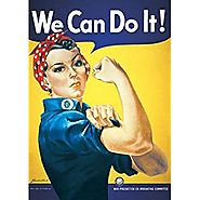 Rosie the Riveter WWII