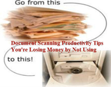 Document Scanning Productivity Tips