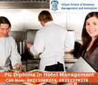 Get information about PG Diploma in Hotel Management