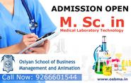 Paramedical M.Sc MLT Courses Admission