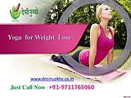 Yoga for Weight Loss by Desi Nuskhe