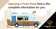 Opening a Food Truck-Here is a complete guide