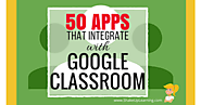 50 Awesome Apps that Integrate with Google Classroom | Shake Up Learning