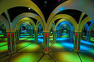 Enjoy the Mirror Maze