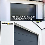 Hurricane Proof Garage Doors