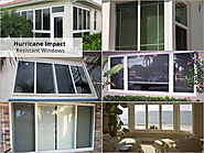 Hurricane Impact Resistant Windowsin Florida