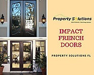 Impact French Doors - PropertySolutionsFL