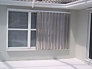 Hurricane Storm Panels for Window Miami Dade, Broward, West Palm Beach