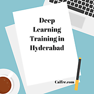 Deep Learning Training in Hyderabad