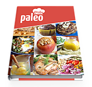 Paleo Grubs Book | 470+ Paleo Recipes in 17 Categories