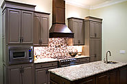 Kitchen Cabinet Painting & Refinishing Keller