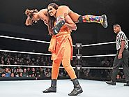 First Indian Woman To Fight WWE Matches In Salwar Kurta