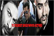 10 Richest Bollywood actors & Their Net Worth Will Surprise You!!