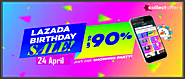 Celebrate Lazada 6th Birthday By Buying Best Home Appliance For Your Home! | collectoffers.com