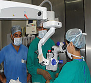 Best Cornea Eye Surgeon for Keratoconus Treatment in Gurgaon