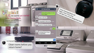 LG Introduces HomeChat service at CES