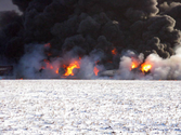 Mayor: ND town dodged a bullet in crude explosion