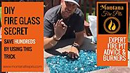 Save Hundreds on Fire Glass! - The Lava Rock Trick