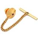 Tie Tack Backs with Chain and More